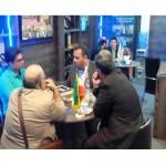 نمایشگاه قطعات خودرو تهران آبان 95
