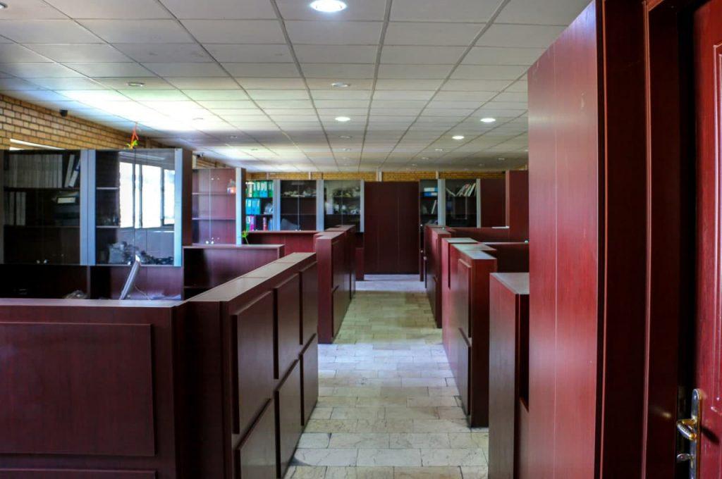 اتاق مهندسی و اداری
